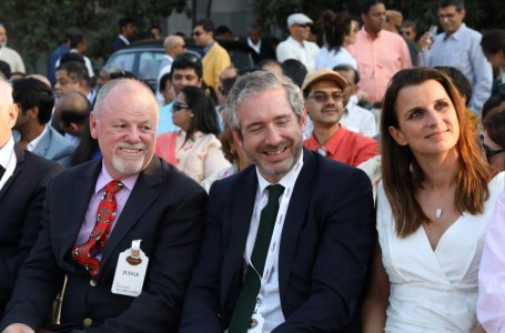 Judge David McKirdy, Guillaume Alix, Sophie Doireau