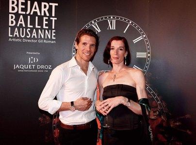 Julien Favreau, Elisabet Ros