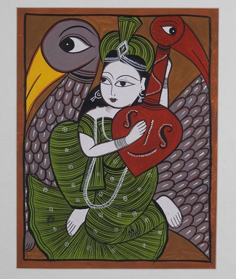 Kalighat Artwork