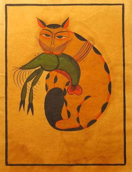 Kalighat Folk Art