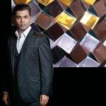 Karan Johar, film-maker, director, anchor, designer