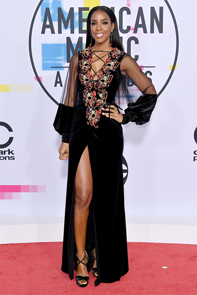 Kelly Rowland in Galia Lahav