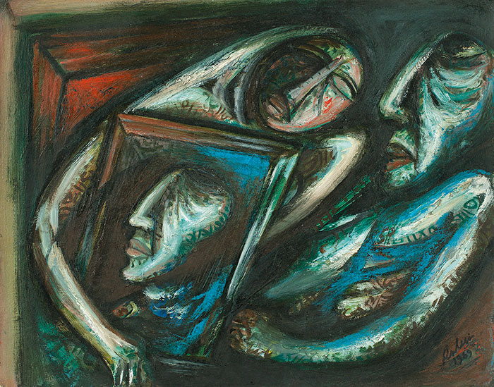 Kingdom of Exile: A Rabin Mondal Retrospective, Mondal, Kolkata