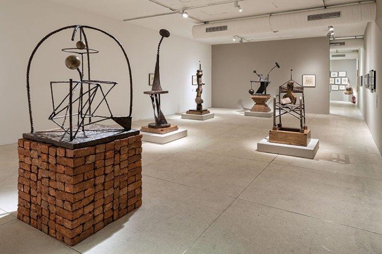 A Retrospective (1957–2015) at KNMA, Saket