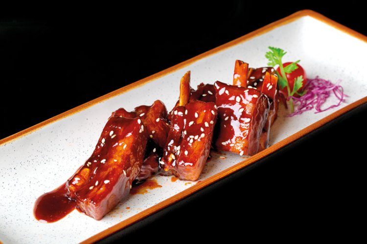 Spare ribs Koko style