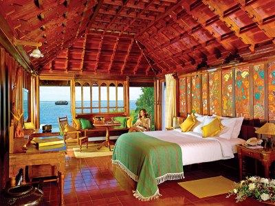 Heritage villa room