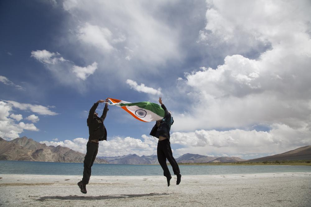 Rema Chaudhary Ladakh