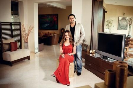 Laila and Farhan Furniturewalla: artistic sensibilities
