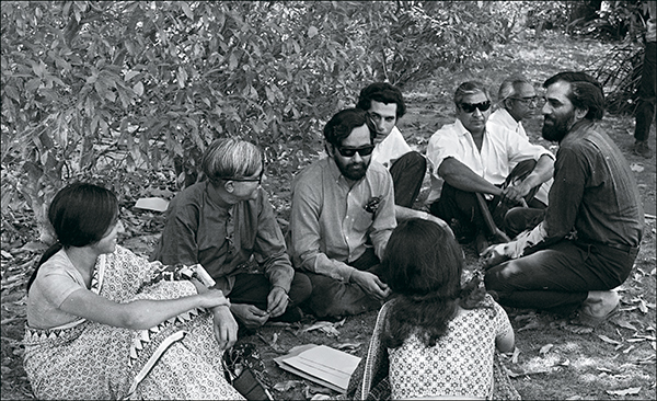 Subtextual Documentalists, Sakshi Gallery, Mumbai, SITE art space and The Collective Studio Baroda, Jyoti Bhatt, Manisha Gera Baswani