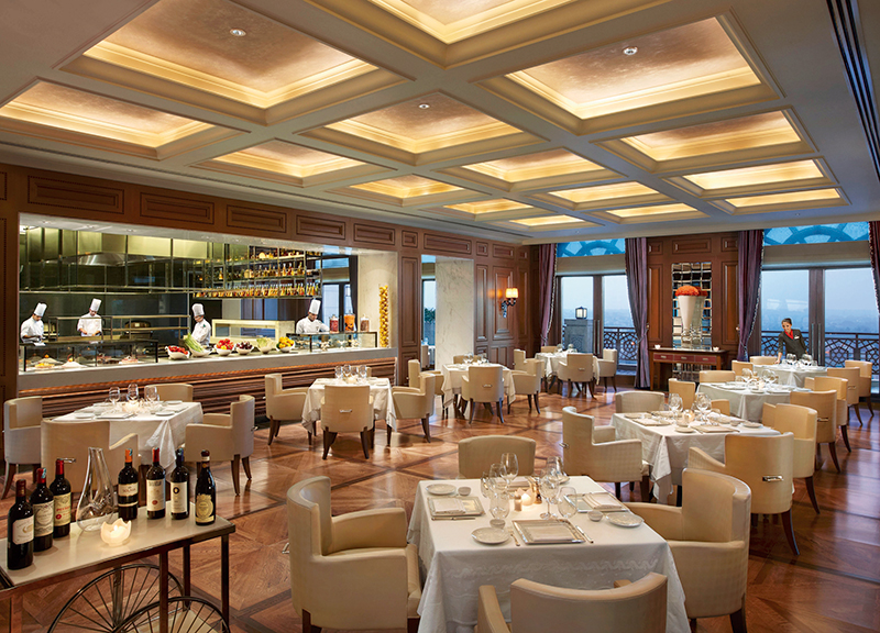 Le Cirque, the New York chain's first restaurant in Asia