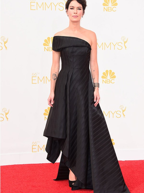 Lena Heady Emmy Awards 2014
