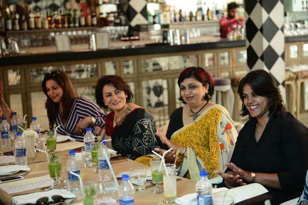 Lillete Dubey, Nivedita Singh, Pallavi Kanchan, Neha Kirpal