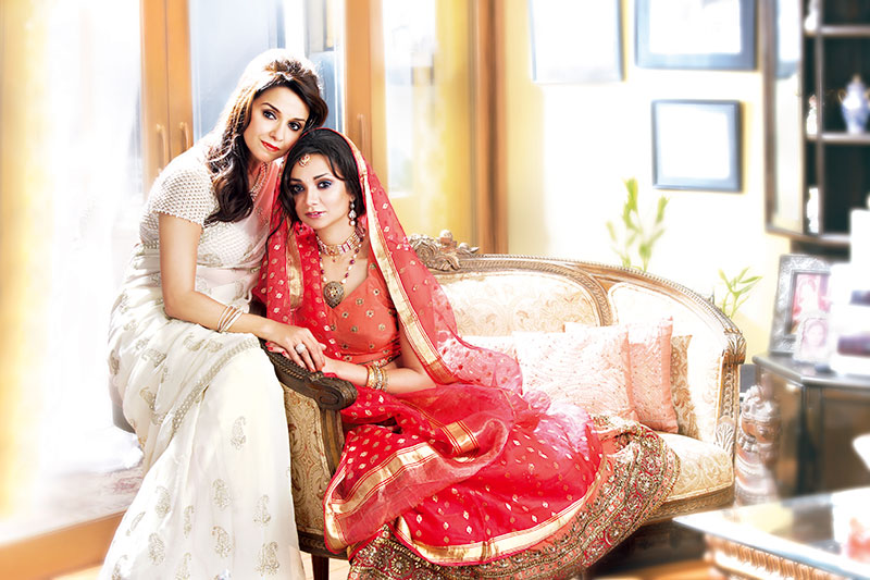 Lillete Dubey, Ira Dubey, Bollywood