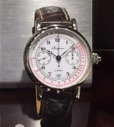 Longines Pulsometer Chronograph