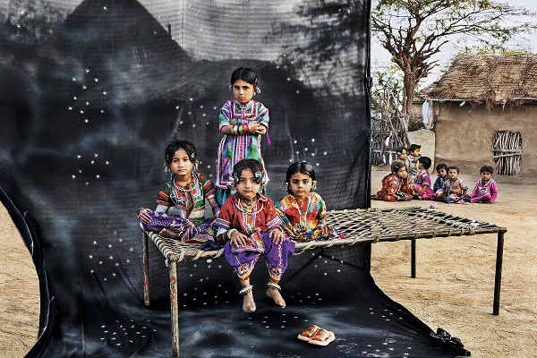 Tribal girls, Kachchh, Gujarat