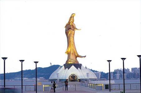 Statue of the Goddess of Mercy