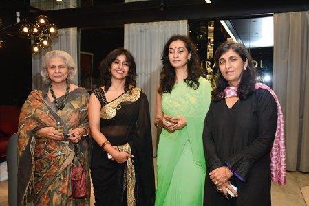 Madhu Sood, Nidhi Bhasin, Rachna Mehra, Radhika Gulati