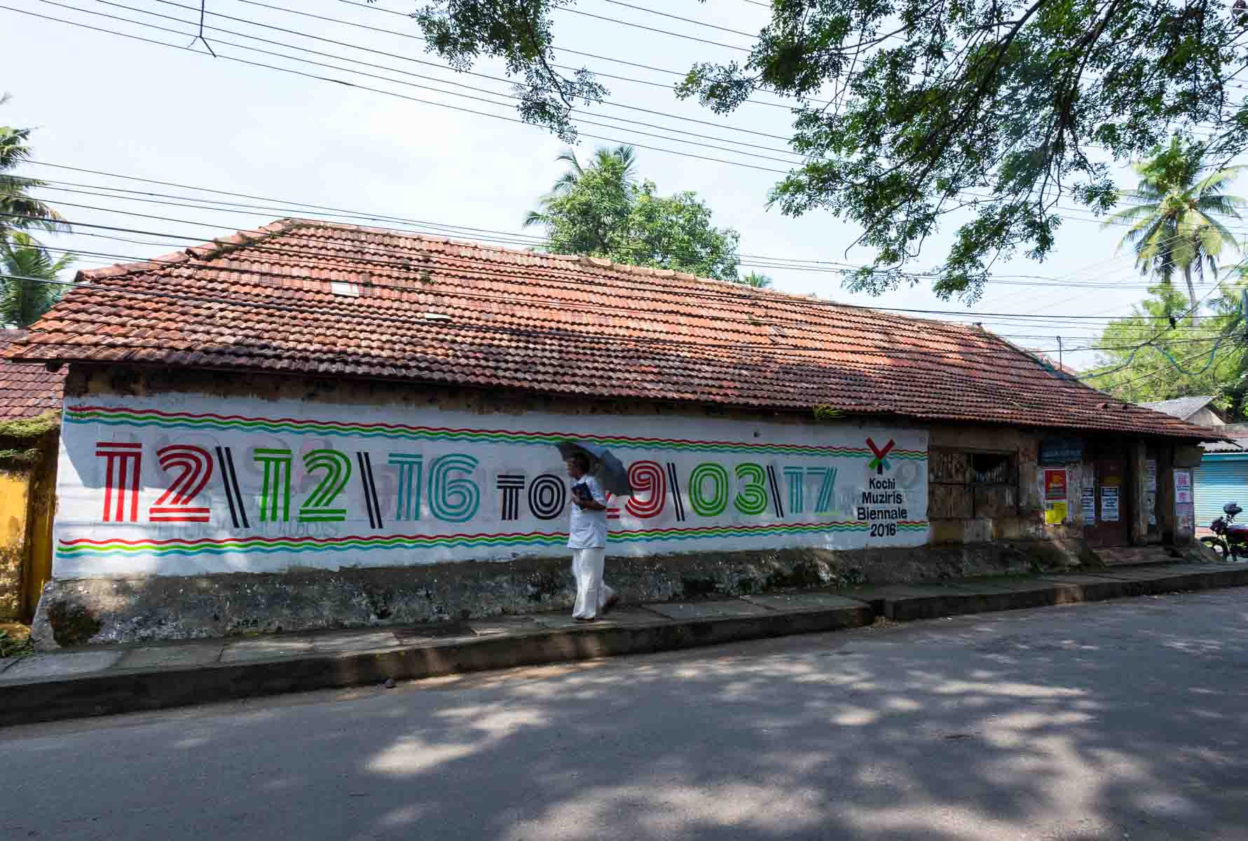 Kochi-Muziris Biennale 2016, art, India
