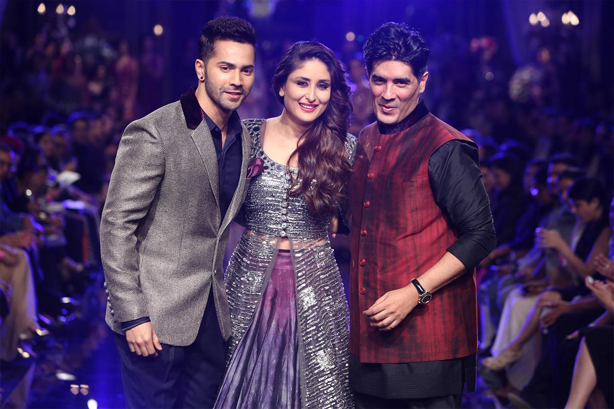 Manish Malhotra Lakme Fashion Week 2014