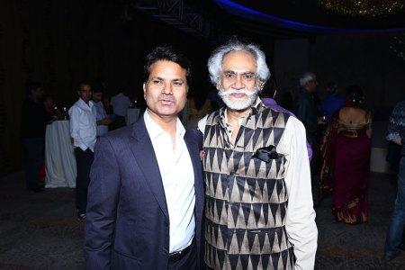 Manish Mehta, Sunil Sethi