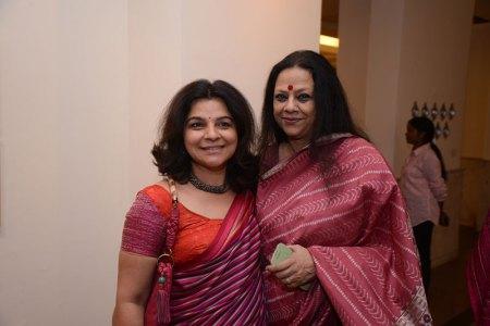 Manisha Gera Baswani, Ina Puri