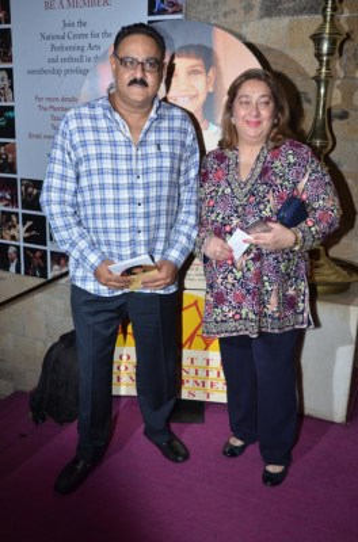 Manoj Jain and Reema Kapoor Jain