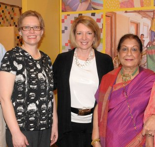 Marin Hansen, Leslie Levy, Geeta Khandelwal