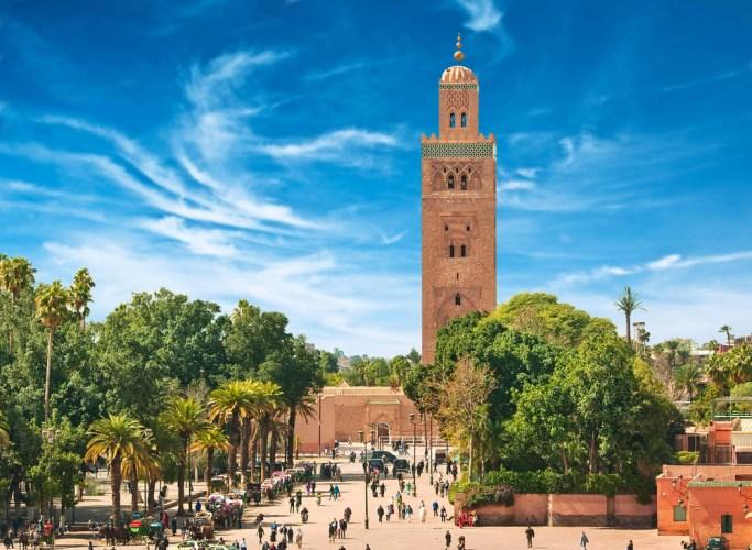 Medina Main Square