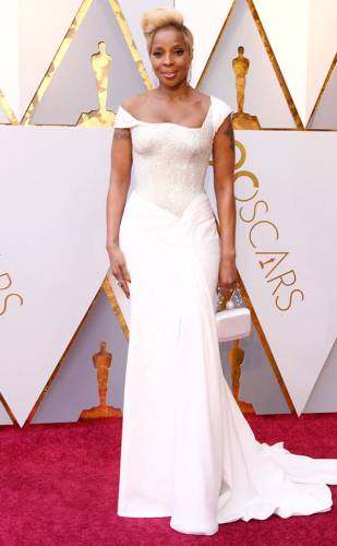 Mary J. Blige in Atelier Versace