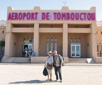 2005, Timbuktu airport, Mali