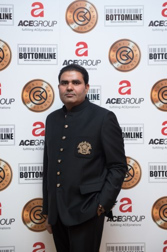 Ajay Chaudhary, Chairman and Managing Director, ACE Group