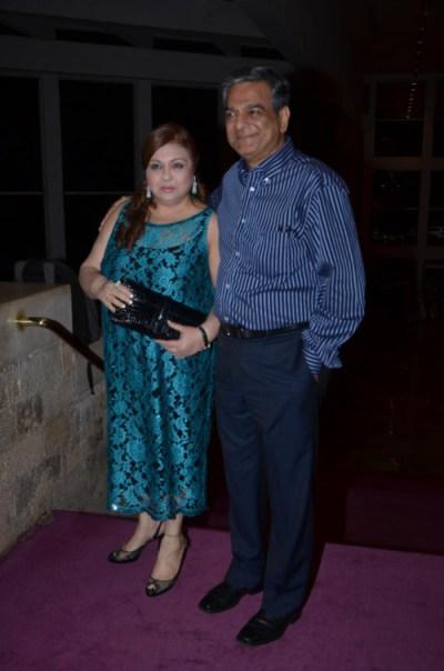 Meena and Suresh Raheja