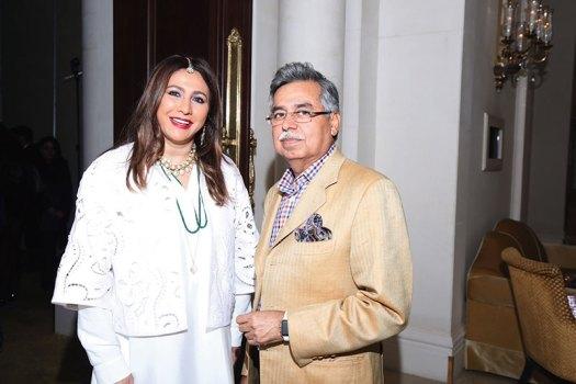 Meera Gandhi, Pawan Munjal