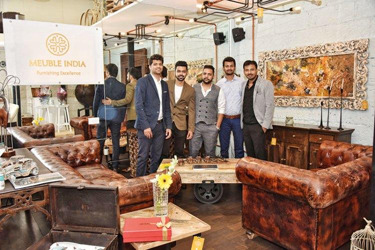 Chirag Chopra, Hardik Naik, Parikshit Deshmukh, Harshad Jadhav and Bhushan Kapase