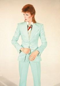 David Bowie, Life On Mars, London 1973