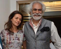 Mila Oberoi, Sunil Sethi