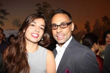 Mohini and Sunjay Guleria