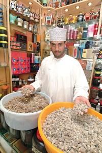 Fragrance of frankincense