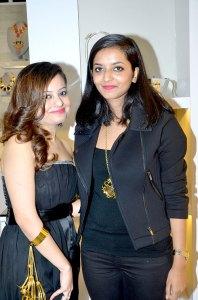 Myraa Raheja, Mrinalini Chandra