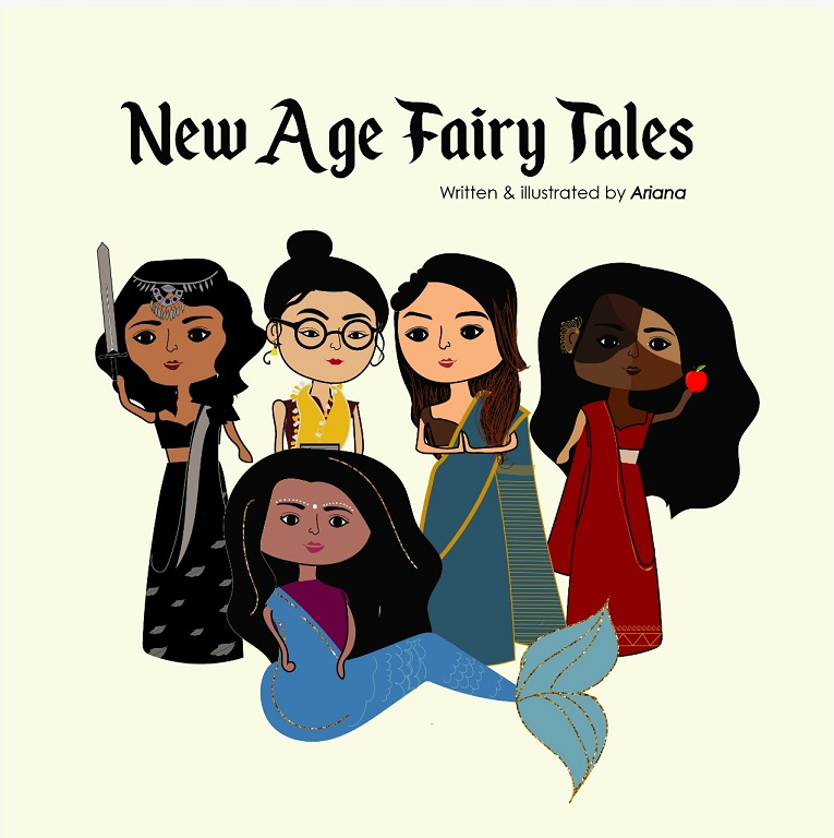 17-Year-Old Ariana Gupta's New Age Fairy Tales Prove That