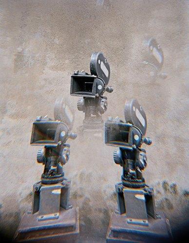 "Nandita Raman, Manik da's Camera (Image India) -1 From ""Film Studio Series"", 2013-2014"