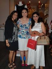 Neelam Singh Nadkarni,  Sim Aneja, Amrita Choudhary