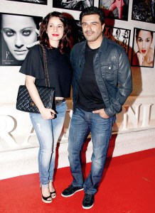Neelam and Samir Soni