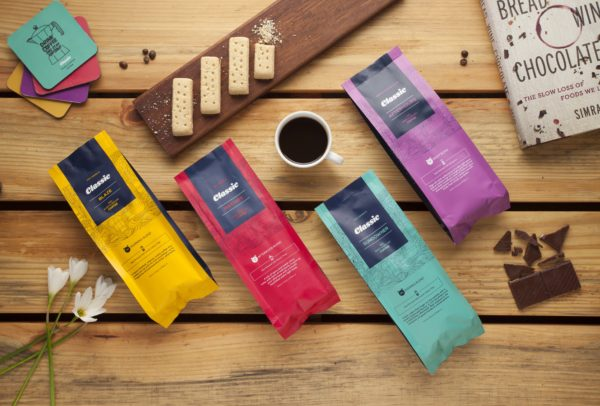 New Blends from Classic Coffees