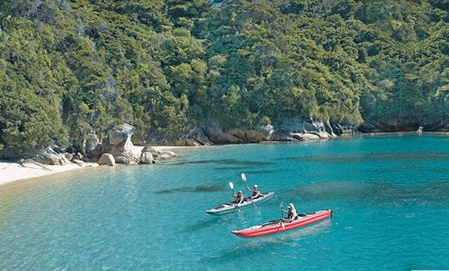Abel Tasman National Park: Connecting with Nature