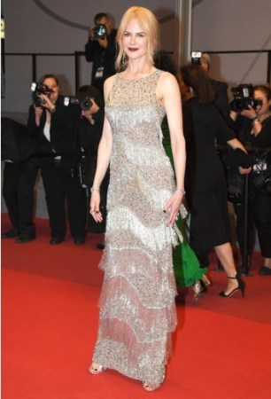 Nicole Kidman in Michael Kors Collection