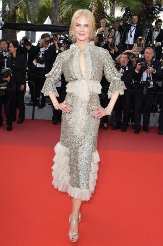 Nicole Kidman in Rodarte