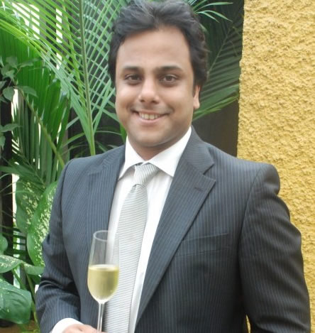 Nikhil Agarwal, All Things Nice, Wine Sommelier