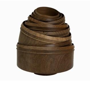 Jain monk bowls from No-Mad