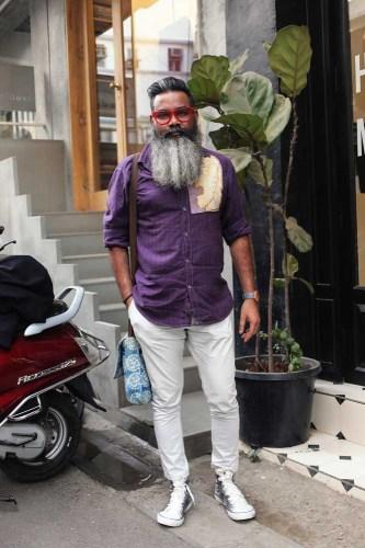 Om Swami, artist